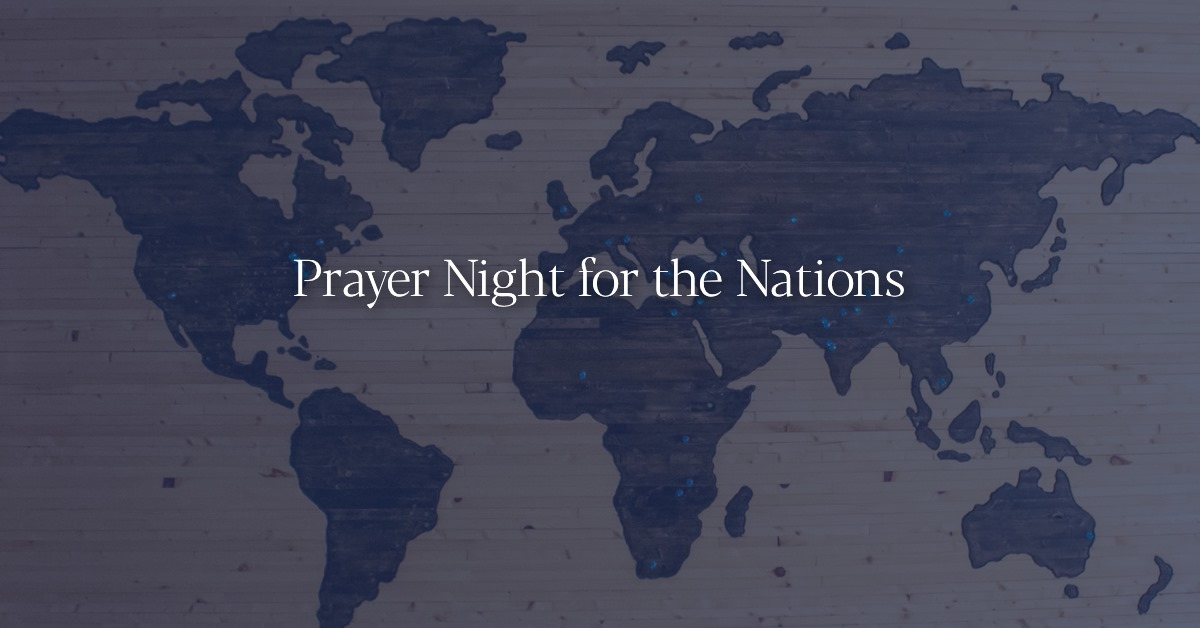Prayer Night For The Nations