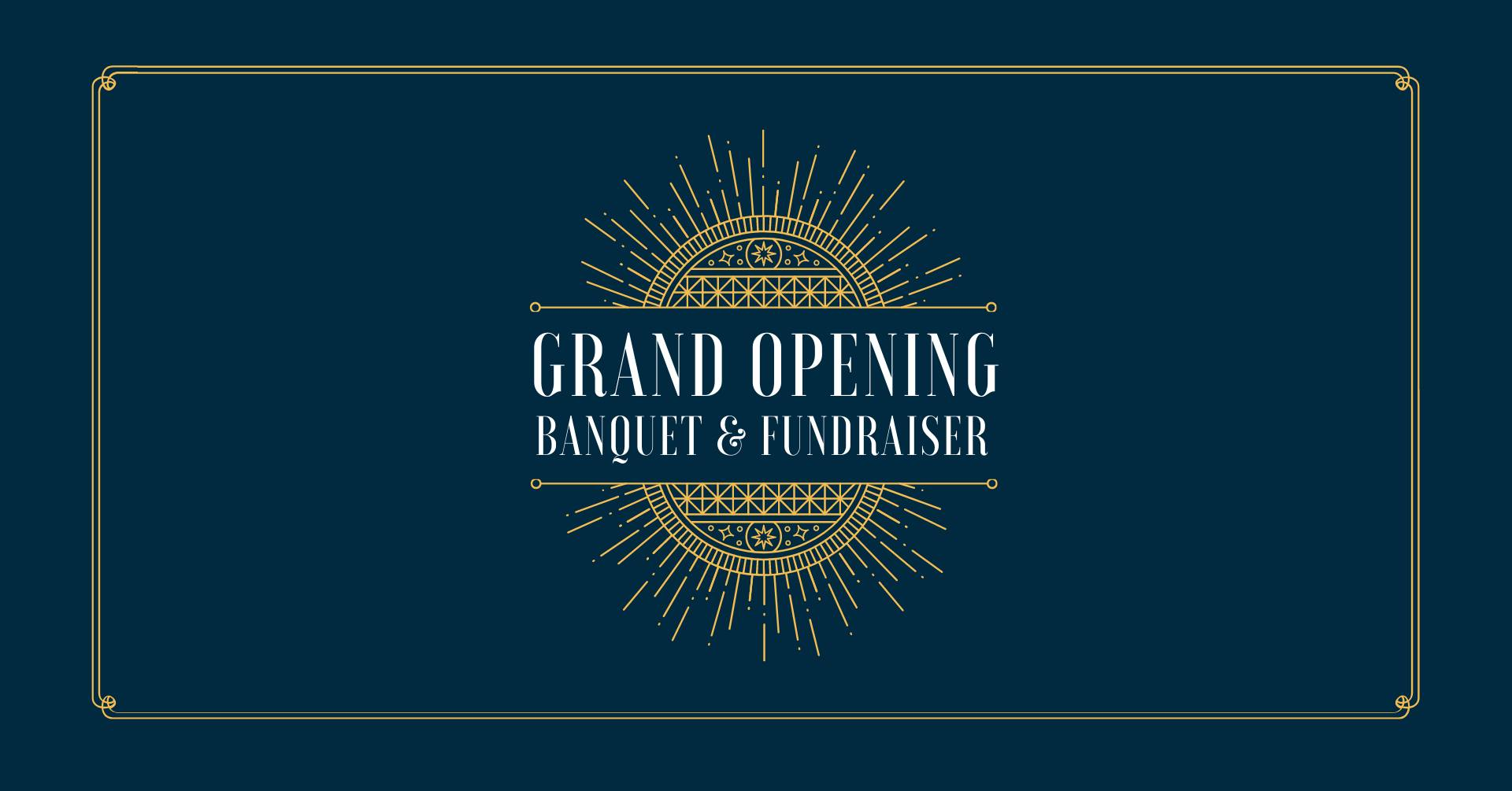 Nehemiah Project Grand Opening & Banquet